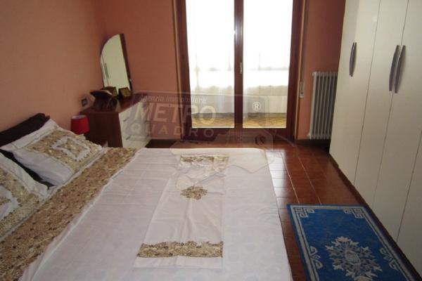 camera matrimoniale2 - APPARTAMENTO CALTRANO (VI) PERIFERIA