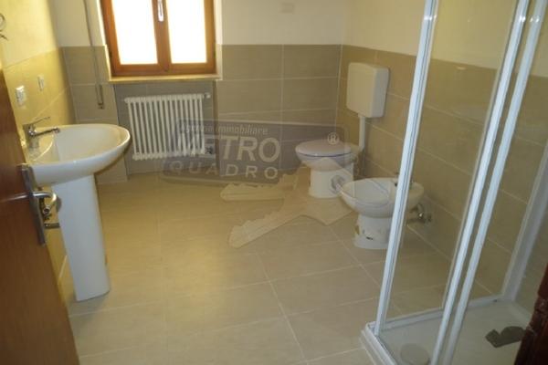 bagno con doccia - APPARTAMENTO THIENE (VI) NORD