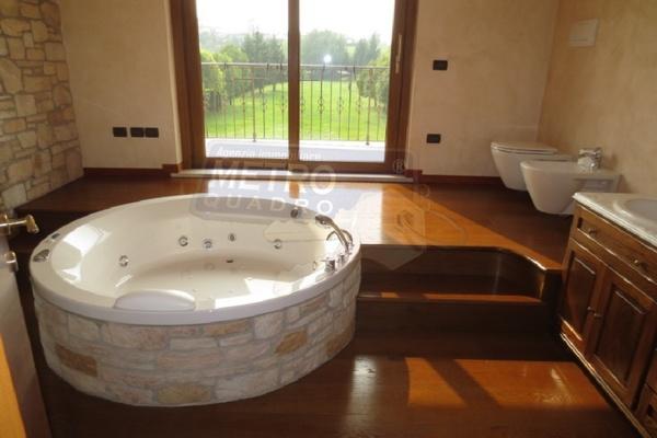 bagno camera matrimoniale - UNIFAM. AUTONOMA ZUGLIANO (VI)