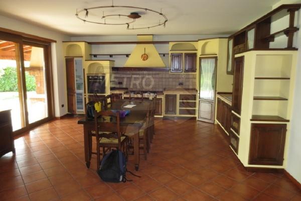 cucina in muratura - UNIFAM. AUTONOMA ZUGLIANO (VI)