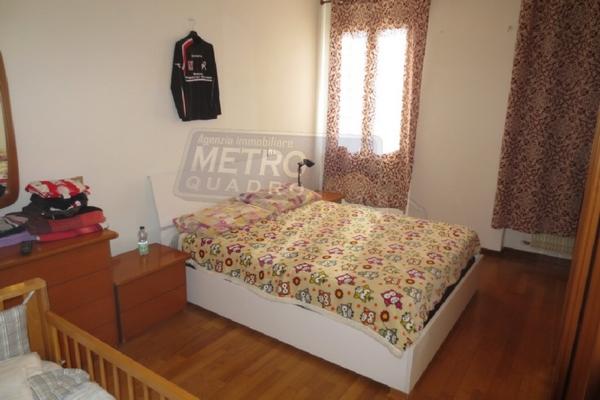 camera matrimoniale - APPARTAMENTO CHIUPPANO (VI) CENTRO