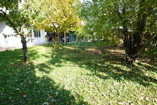 giardino di 1000 mq - UNIFAM. AUTONOMA ZUGLIANO (VI)