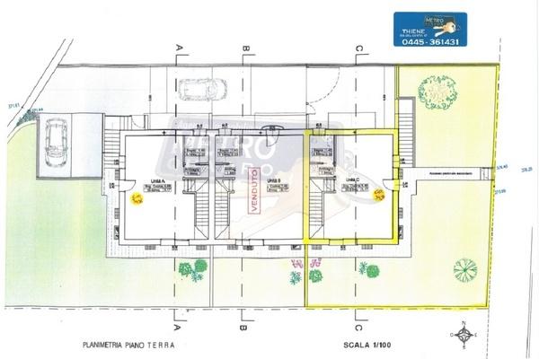 planimetrie terra 3497 - UNIFAM. A SCHIERA DI TESTA SALCEDO (VI)