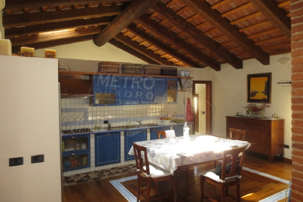 cucina abitabile - attico THIENE (VI) CENTRO