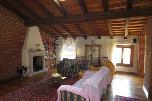 salotto 2 - attico THIENE (VI) CENTRO