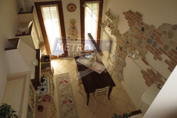 cucina dall'alto - APPARTAMENTO THIENE (VI) SUD, CONCA