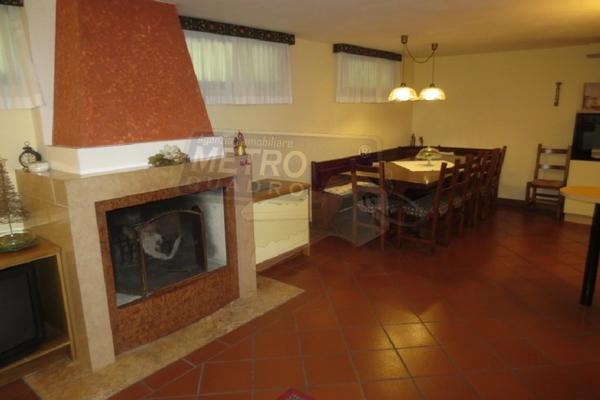 taverna con caminetto - UNIFAM. AUTONOMA THIENE (VI) CENTRO