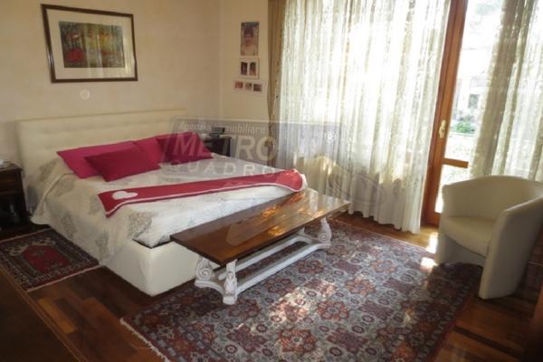 camera matrimoniale - UNIFAM. AUTONOMA THIENE (VI) CENTRO