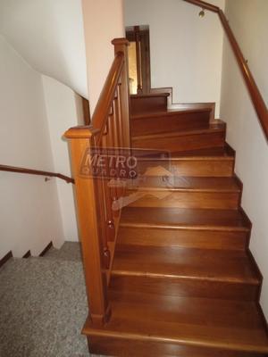 scale in legno - APPARTAMENTO CARRè (VI)