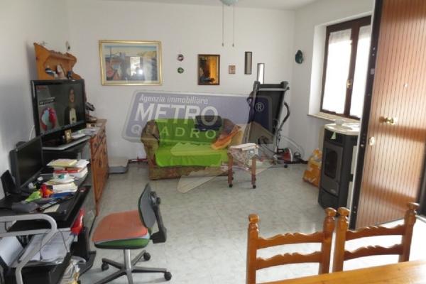 salotto - APPARTAMENTO CALTRANO (VI)