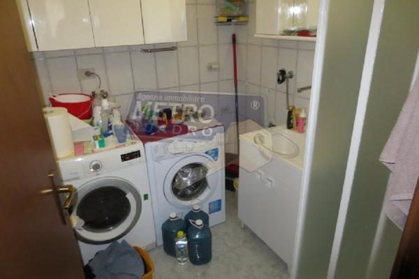 lavanderia con doccia - APPARTAMENTO CALTRANO (VI)