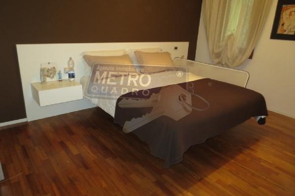 camera matrimoniale - APPARTAMENTO MARANO VICENTINO (VI)