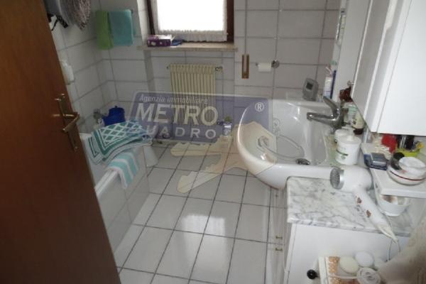 bagno con vasca - APPARTAMENTO CALTRANO (VI)