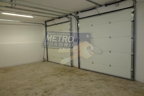 doppio garage parallelo - APPARTAMENTO COGOLLO DEL CENGIO (VI)