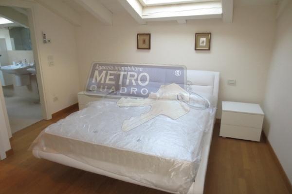camera matrimoniale - attico THIENE (VI)
