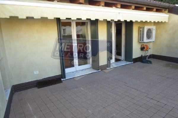 terrazzo abitabile - attico THIENE (VI)