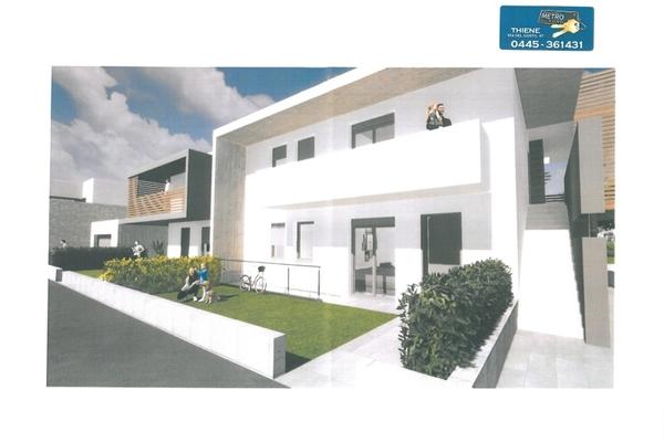 3779-12 rendering appartamento - UNIFAM. AFFIANCATA THIENE (VI)