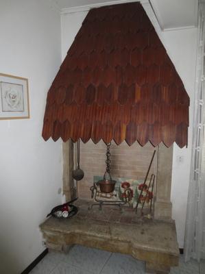caminetto - RUSTICO CARRè (VI) PERIFERIA