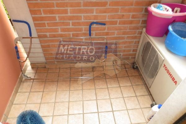 terrazzo bagno - APPARTAMENTO THIENE (VI) NORD