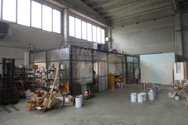 palazzina uffici - OPIFICIO VILLAVERLA (VI) PERIFERIA