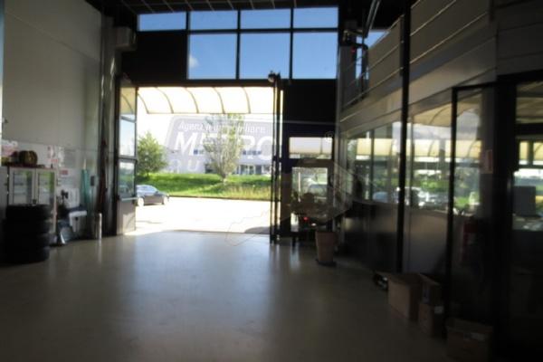 ingresso carraio - OPIFICIO THIENE (VI)